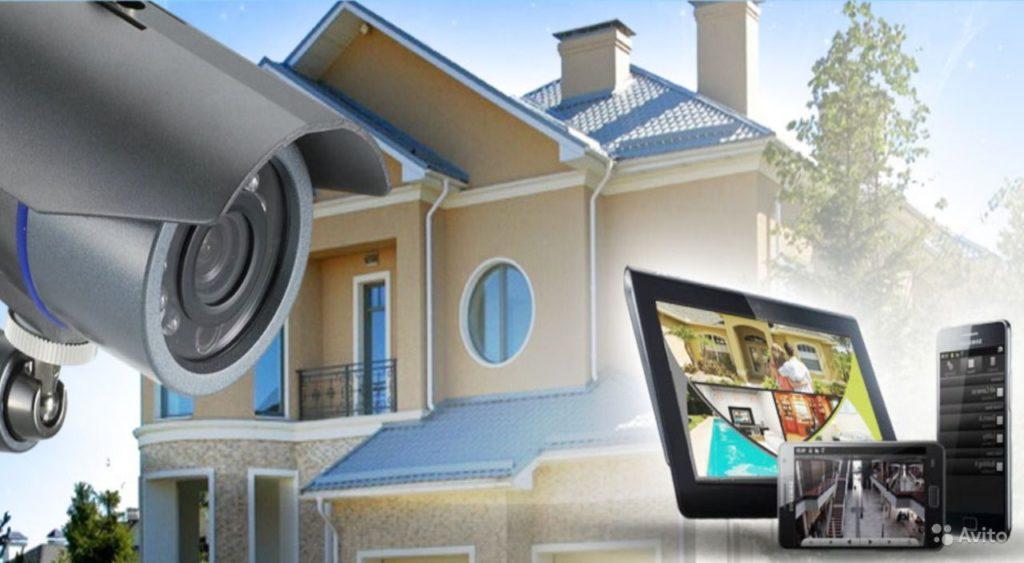 Видеонаблюдения для дома
