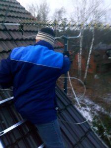 Установить антенну для дома