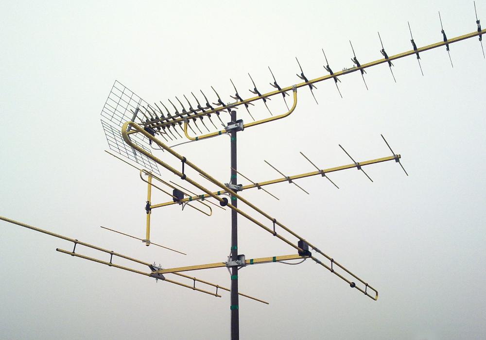 Ремонт антенн в Наро-Фоминске